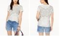 Tommy Hilfiger Bandana-Print T-Shirt, Created for Macy's