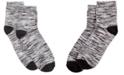 Hue Women's  Super-Soft Cropped Socks