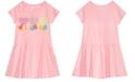 Epic Threads Toddler Girls Tassel-Trim Drop-Waist Dress, Created for Macy's