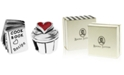 Rhona Sutton 2-Pc. Baker Bead Charms in Sterling Silver