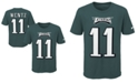 Nike Carson Wentz Philadelphia Eagles Pride Name & Number 3.0 T-Shirt, Big Boys (8-20)