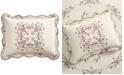 Martha Stewart Collection Midland Vine 100% Cotton King Sham, Created for Macy's