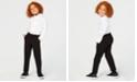 Calvin Klein Little Boys Infinite Stretch Suit Pants