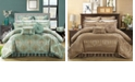 Chic Home Como Comforter Set