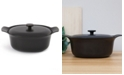 BergHOFF Ron Black Cast Iron 5.5 Qt. Covered Casserole