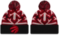 New Era Toronto Raptors Glowflake Cuff Knit Hat
