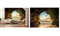 Brewster Home Fashions Hide Out Mural