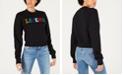 Kendall + Kylie Cotton Legend-Graphic Sweatshirt