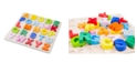 Eitech New Classic Toys Wooden Alphabet Puzzle