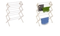 Honey Can Do Heavy-Duty Collapsible Wood Drying Rack
