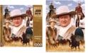 MasterPieces Puzzles John Wayne - America's Cowboy Puzzle- 1000 Piece