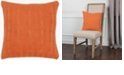 """Rizzy Home 18"""" x 18"""" Cable Knit Pillow Collection"""