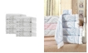 Enchante Home Laina 8-Pc. Turkish Cotton Wash Towel Set