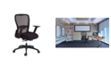 New Spec Inc New Spec Executive Ergonomic Mesh High Back Office Chair