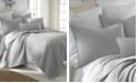 Levtex Home Bordeaux Light Gray King Quilt Set