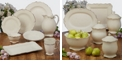 Certified International Vintage Cream Dinnerware Collection