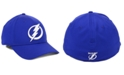 Authentic NHL Headwear Tampa Bay Lightning Basic Flex Stretch Fitted Cap