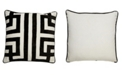 "Jaipur Living Nikki Chu By Ordella Geometric Throw Pillow 22"" Collection"