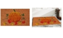 """Home & More Nature's Bounty 17"""" x 29"""" Coir/Vinyl Doormat"""