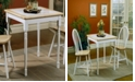 Coaster Home Furnishings Augustin Square Tile Top Casual Dining Table