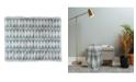 Deny Designs Heather Dutton West End Midnight Linen Woven Throw
