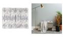Deny Designs Holli Zollinger French Linen Eris Woven Throw