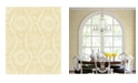 """Brewster Home Fashions Painterly Wallpaper - 396"""" x 20.5"""" x 0.025"""""""