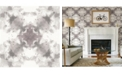 """Brewster Home Fashions Mysterious Abstract Wallpaper - 396"""" x 20.5"""" x 0.025"""""""