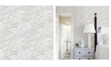 """Brewster Home Fashions Mare Wave Wallpaper - 396"""" x 20.5"""" x 0.025"""""""