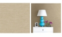 """Brewster Home Fashions Exhale Faux Grasscloth Wallpaper - 396"""" x 20.5"""" x 0.025"""""""