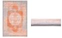 """Bridgeport Home Norston Nor4 Terracotta 8' x 11' 4"""" Area Rug"""