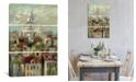 "iCanvas Spring in Paris I by Silvia Vassileva Gallery-Wrapped Canvas Print - 60"" x 40"" x 1.5"""