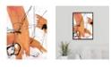 "GreatBigCanvas  ""Adaptation"" by  Joshua Schicker Canvas Wall Art - 18 in. x 24 in."