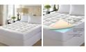 "Rio Home Fashions Pure Rest 1.5"" Washable Memory Foam Mattress Pad - Twin"