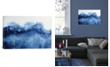 """iCanvas Arctic In Blue by Kr Moehr Wrapped Canvas Print - 18"""" x 26"""""""