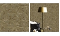 "Advantage 20.5"" x 369"" Los Cabos Marble Geometric Wallpaper"
