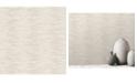 "A-Street Prints A-Street 20.5"" x 396"" Prints Morrum Neutral Abstract Texture Wallpaper"