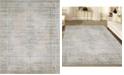 """KM Home CLOSEOUT! 3563/0020/BONE Cantu Ivory/ Cream 3'3"""" x 4'11"""" Area Rug"""