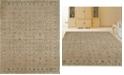 """KM Home CLOSEOUT! 3564/0020/BONE Cantu Ivory/ Cream 3'3"""" x 4'11"""" Area Rug"""