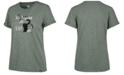 '47 Brand Women's Michigan State Spartans Regional Match Triblend T-Shirt