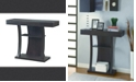 Coaster Home Furnishings Olathe T-Shaped Console Table with 2 Shelves