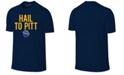Retro Brand Men's Pittsburgh Panthers Slogan T-Shirt