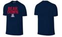 Retro Brand Men's Arizona Wildcats Slogan T-Shirt