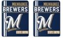 Northwest Company Milwaukee Brewers Micro Raschel Walk Off Throw Blanket