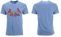 '47 Brand Men's St. Louis Cardinals Club Logo T-Shirt
