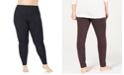 Cuddl Duds Plus Size Softwear Stretch Leggings