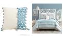 """Jessica Simpson Bonnie Decorative 16"""" Pillow"""