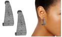 ZAXIE by Stefanie Taylor Zaxie Trophy Life Hoop Earrings