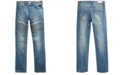 Ring of Fire Big Boys Chase Stretch Moto Jeans, Created for Macy's