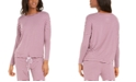 Alfani Okeo-Tex® Tie-Waist Sleep Top, Created for Macy's